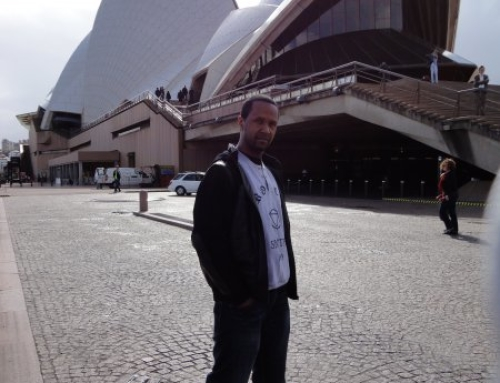 DJ Reg West In Sydney